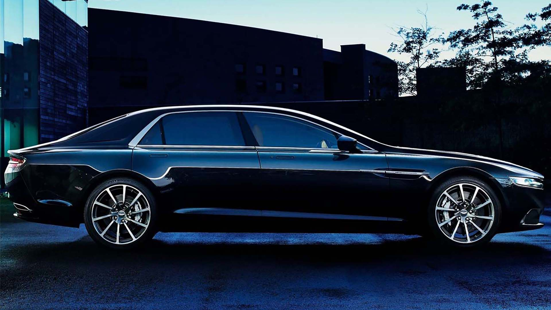 Aston Martin Lagonda design by ADP Special Projects